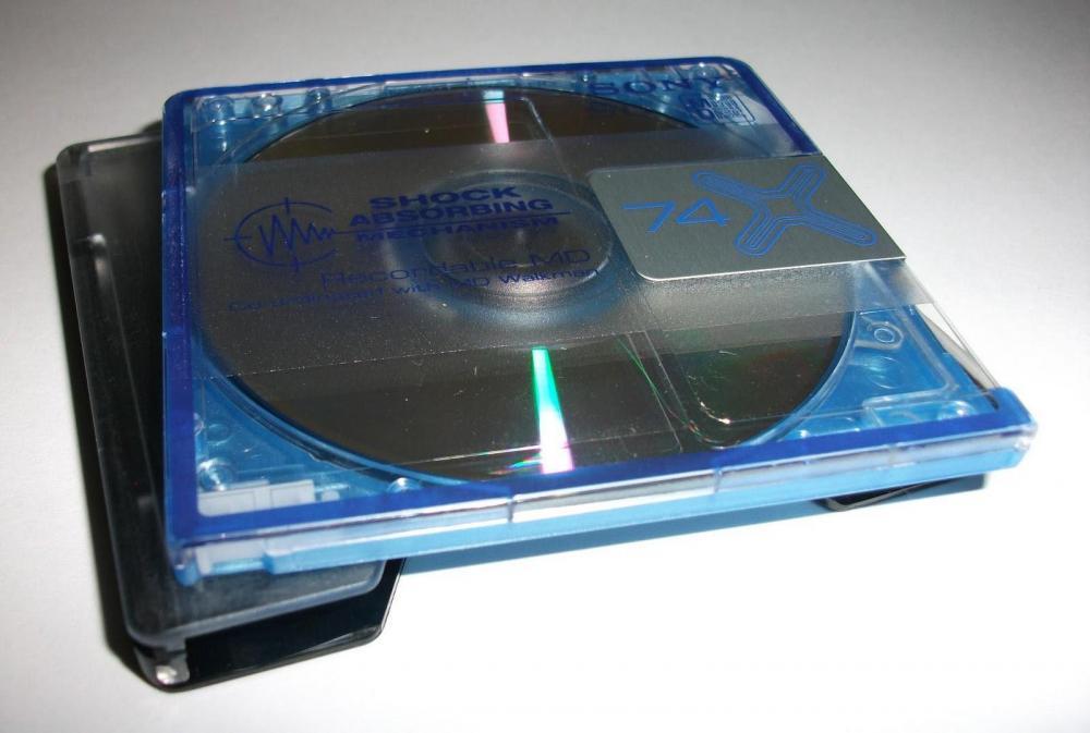 Sony MiniDisc (MD), MiniDisk, music, audio - ArchiVision Directory.jpg