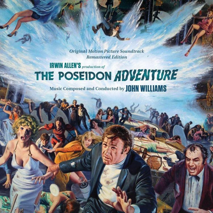 La La Land Records Releases The Poseidon Adventure The