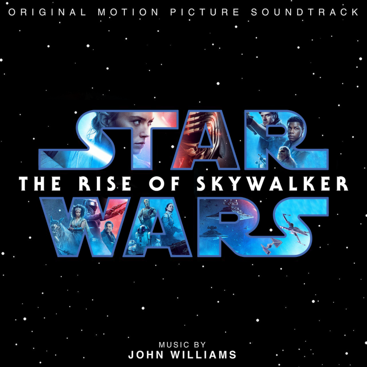 John Williams - The Rise of Skywalker cover.png
