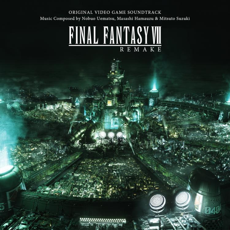 FINAL FANTASY VII Remake Classic ost.jpg
