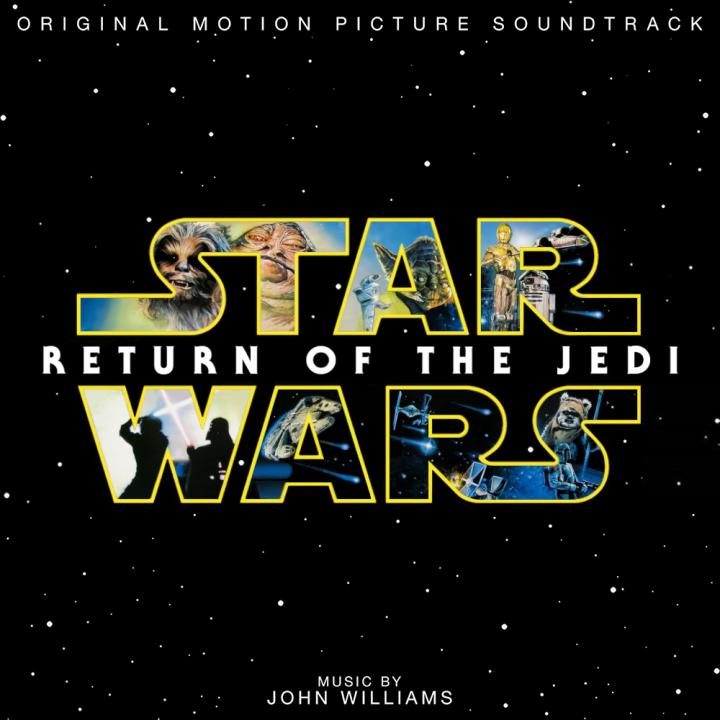 Star Wars Return of the Jedi (1983) OST Custom Cover.png