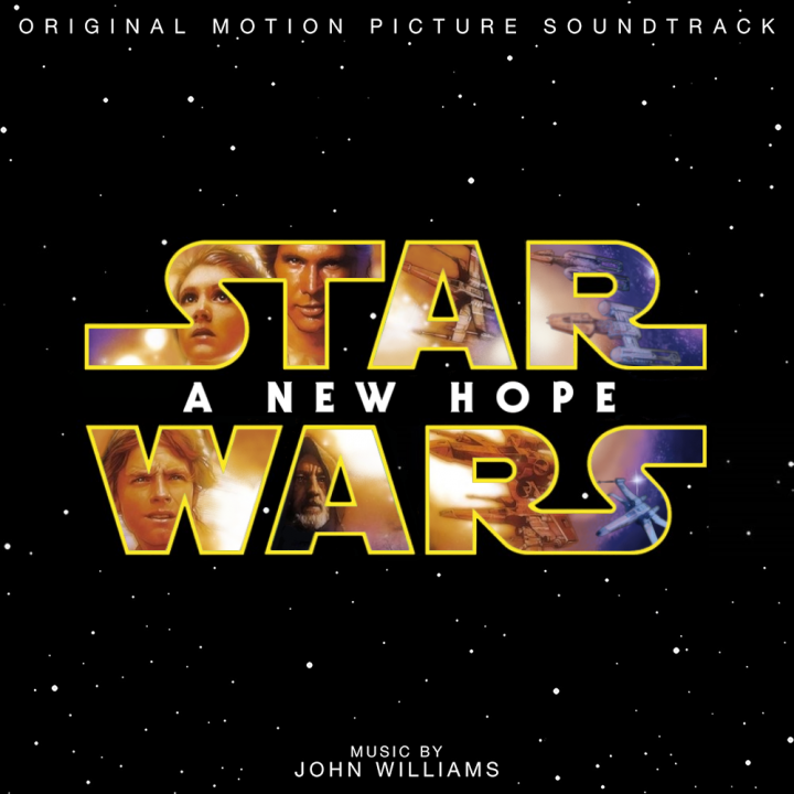 Star Wars A New Hope (1977) OST Custom Cover.png