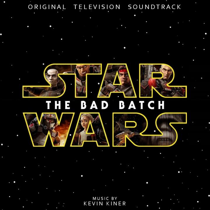 Star Wars The Bad Batch Soundtrack OST.png
