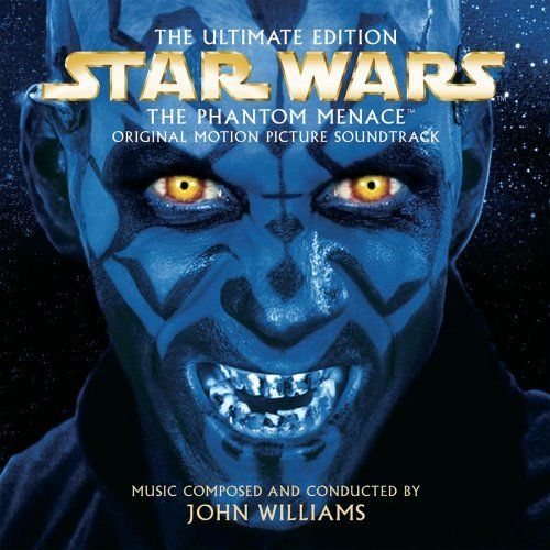 Star wars episode i: the phantom menace [original motion picture.
