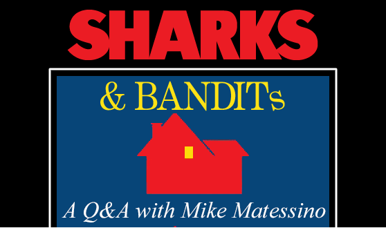 Sharks And Bandits A Q Amp A With Mike Matessino John