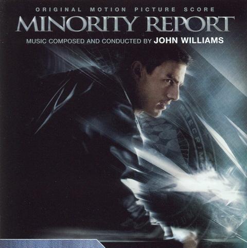Minority Report 2002 Album Analysis Reviews John Williams Fan Network Jwfan