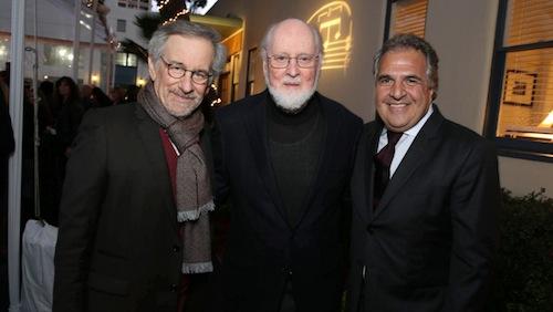 Steven Spielberg, John Williams, Jim Gianopulos