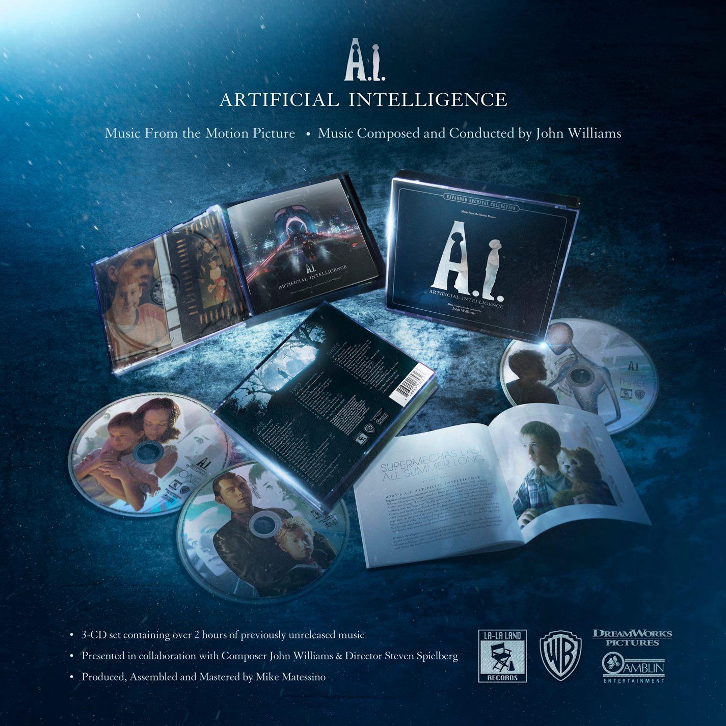 Artificial Intelligence: A I (album)