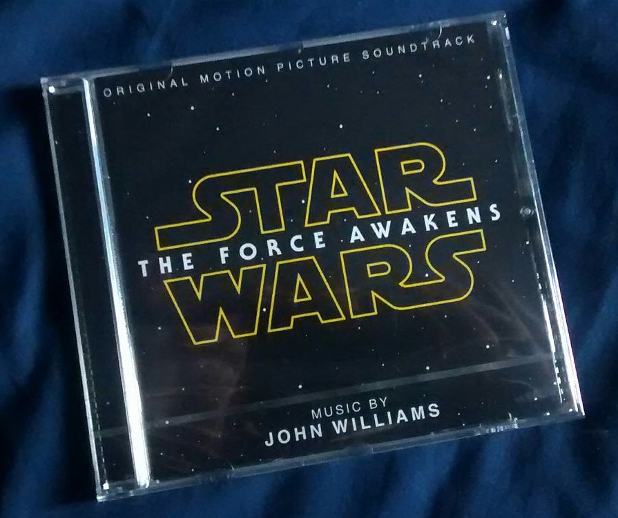 Star Wars The Force Awakens Soundtrack Album Out Now